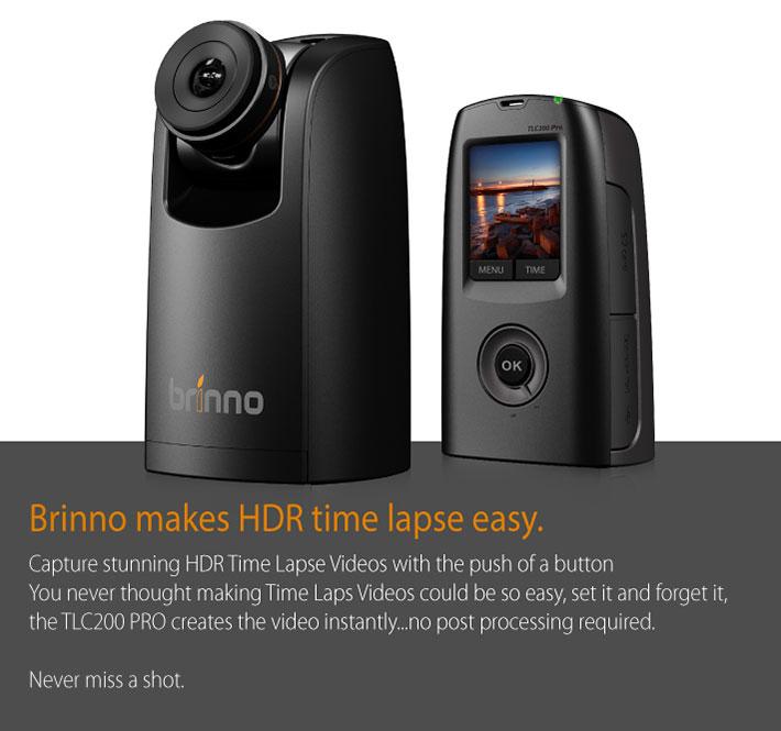 Brinno HDR & Construction Cameras