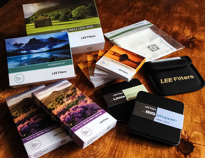 Lee Filters for timelapse