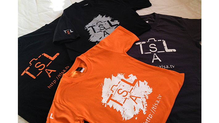 Weekend Workshop, Changes and T-shirts