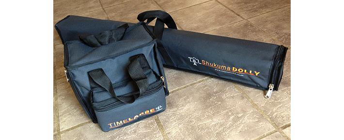 Whoop whoop - The bags arrived !!!